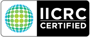 IICRC Certified Firm - Water Restoration Professionals